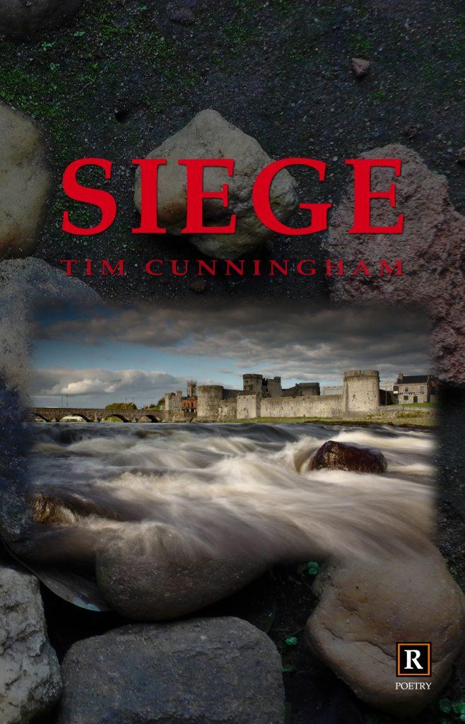 Tim Cunningham poet Siege